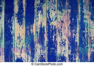 painted wood grunge background