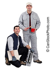 Painter and tiler
