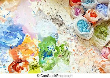 Painter mix