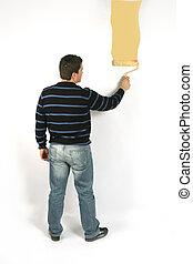 painter model