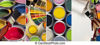 Painting and Decorating - Interior Design.
