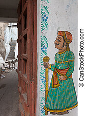 Painting in Rajasthan