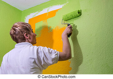 painting room