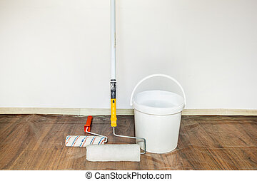 Painting Tools - Stock Image