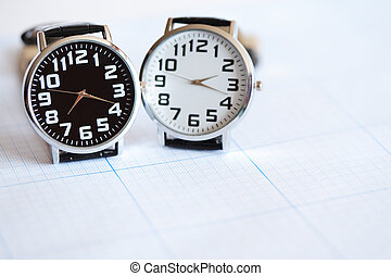 Pair Of Wristwatches