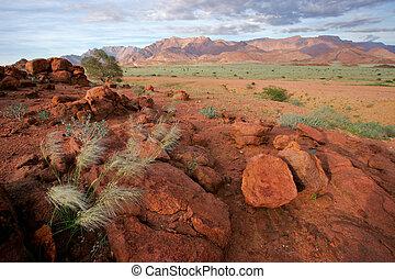 paisagem deserto