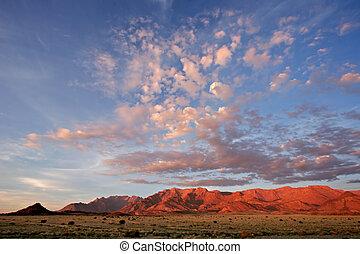 paisagem, deserto