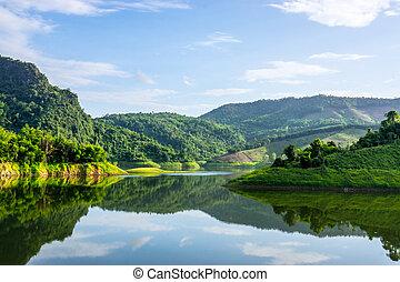 paisaje, naturaleza