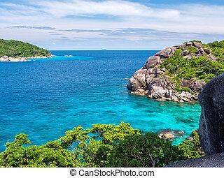 paisaje tropical