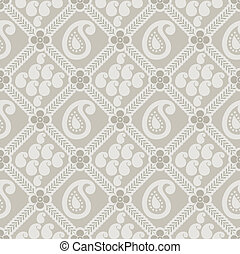 Paisley designer background