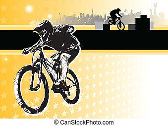 paixão, biking