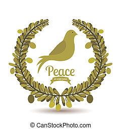 paix, conception