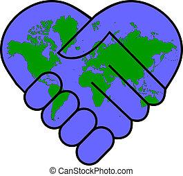 paix mondiale