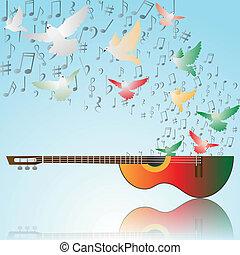 paix, musique