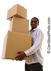 pakete, besitz