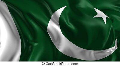 pakistan vlag