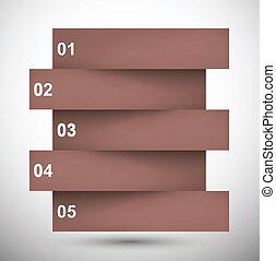 pakpapier, infographics, design.