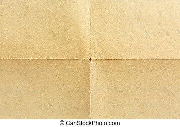 pakpapier, oud
