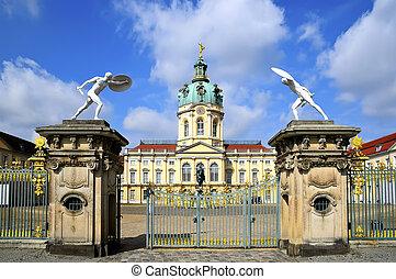 palácio charlottenburg