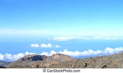 PAL, time lapse Teide - Time lapse from 3.600 meters...