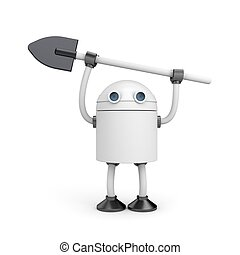 pala, robot