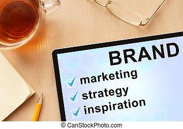 palabra, brand., tableta