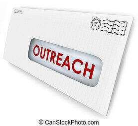 palabra, comunicación, sobre, tenerun alcance mayor que, publicidad, mensaje