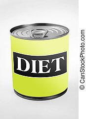 palabra, dieta