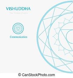 palabra, estantes, medios, purification., communication.,...