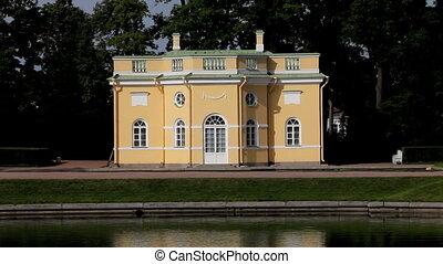 palace - Architecture
