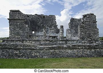 Palace at Tulum North Facing Wall