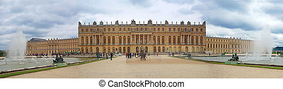 Palace de Versailles.  -  the Palace de Versailles, France