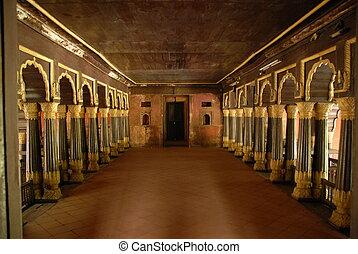Palace in Bangalore, India