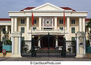Palace in Hanoi