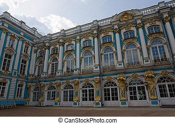 Palace in Pavlovsk
