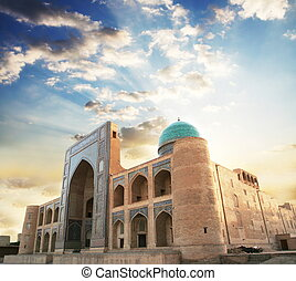 Palace in Samarkand