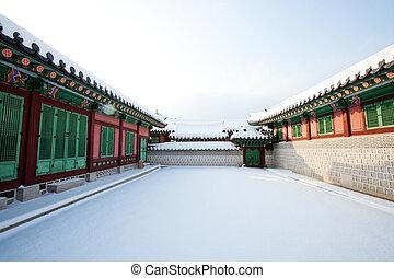 Palace in South Korea,Gyeongbokgung