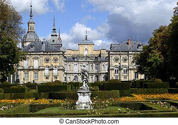 Palace, la granja de San Ildefonso