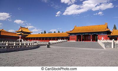 Palace of Forbidden City