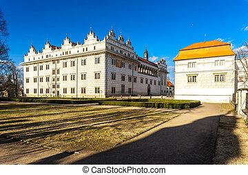 Palace of Litomysl, Czech Republic