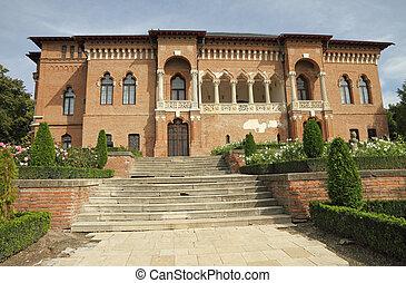 Palace of Mogosoaia - Brancovan Palaces of Mogosoaia and...