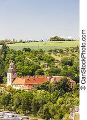 Palace of Moravsky Krumlov, Czech Republic