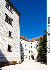 Palace of Nachod, Czech Republic
