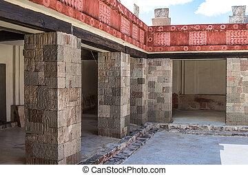 Palace of Quetzalpapalotl