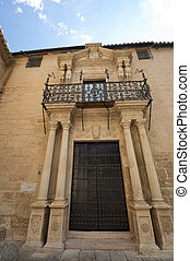 Palace of the Marquise of Salvatierra, Ronda, Malaga, Spain