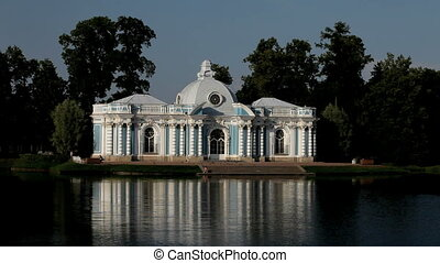 palace - The palace on the lake