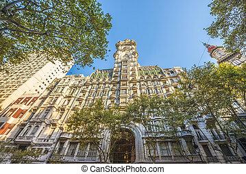 Palacio Barolo in Buenos Aires, Argentina. - Palacio Barolo...