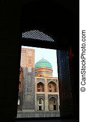 palacio, bukhara