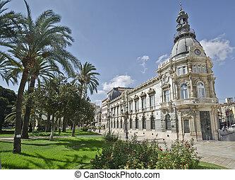 Palacio Consistoria Cartegena - Palacio Consistorial, Town...