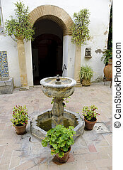 Palacio de Viana - Typical Andalusian patio